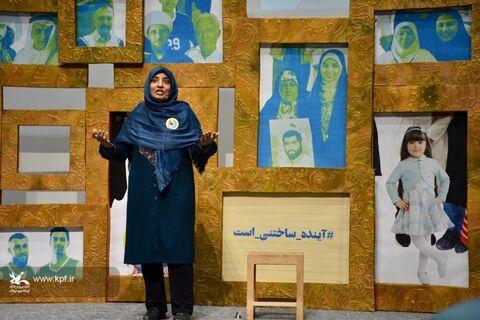 مرحله استانی جشنواره بینالمللی قصهگویی در قم با عنوان «دونقطه:قصه» برگزار شد