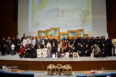 جشنواره بینالمللی قصهگویی «دونقطه:قصه» قم (۳)