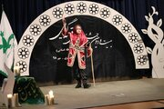 آغازبیست و دومین جشنواره بین المللی قصه گویی در استان مرکزی