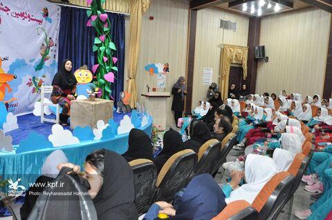اولين روز  از مرحله استاني بيست و دومين جشنواره بين المللي قصه گويي خراسان جنوبي