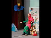رقابت ۷۰ قصهگو در بخش صحنهای جشنواره قصهگویی استان تهران