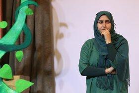 اولین روز جشنواره استانی قصهگویی در کانون فارس