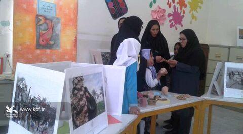 بزرگداشت هفتهی دفاع مقدس در مراکز فرهنگیهنری سیستان و بلوچستان