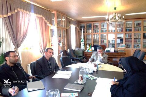 ششمین جلسه شورای فرهنگی کانون استان اردبیل برگزار شد