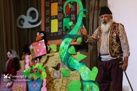 راویان پارسی، جشنواره قصهگویی را آغاز کردند