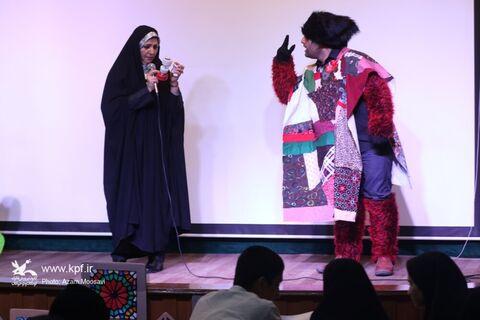 آغاز جشنواره استانی قصهگویی در کانون فارس