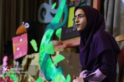 آغاز جشنواره قصه گویی در کانون فارس
