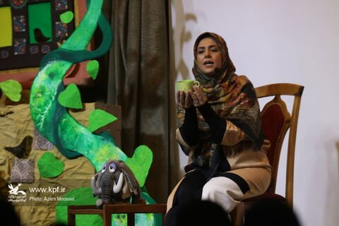 جشنواره قصهگویی در فارس