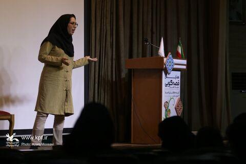جشنواره استانی قصهگویی کانون فارس