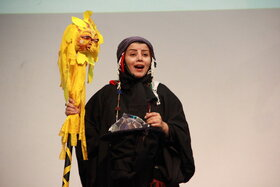 رقابت قصهگویان در 22مین جشنواره استانی قصهگویی کانون تهران- روز اول