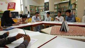 برگزاری نخستین نشست دو انجمن هنرهای نمایشی و قصهگویی در ایرانشهر