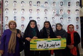 تجدید میثاق اعضاء کانون اصفهان با حماسه آفرینان هشت سال دفاع مقدس