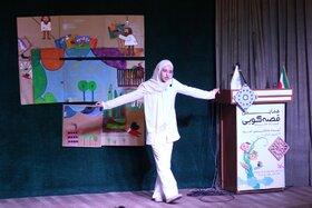 دومین روز جشنواره استانی قصهگویی در کانون فارس(2)