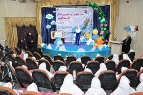 دومین روز جشنواره قصه گویی کانون خراسان جنوبی