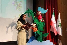 دومین روز از بیست و دومین جشنواره قصهگویی کانون استان تهران (۲)