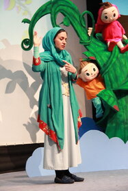 بیست و دومین جشنواره بینالمللی قصه گویی ـ استانی ـ کانون تهران/ عکس: یونس بنامولایی