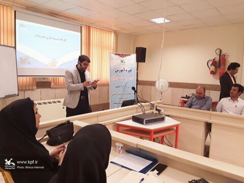 آغاز دوره آموزش مستندسازی تجربههای فرهنگی در کرمانشاه