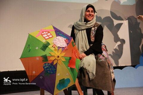 بیست و دومین جشنواره بینالمللی قصهگویی  استانی  کانون تهران