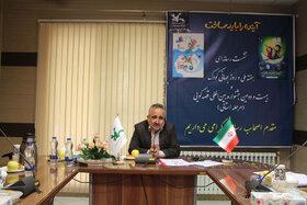نشست رسانهای هفته ملی کودک و مرحله استانی بیست و دومین جشنواره قصهگویی در کانون آذربایجان شرقی