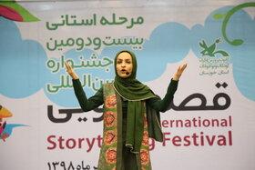14 قصهگو در روز دوم جشنواره قصهگویی خوزستان با یکدیگر رقابت میکنند