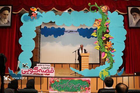 100 قصه گوی برتر شهرستانی جشنواره قصهگویی برگزیده شدند