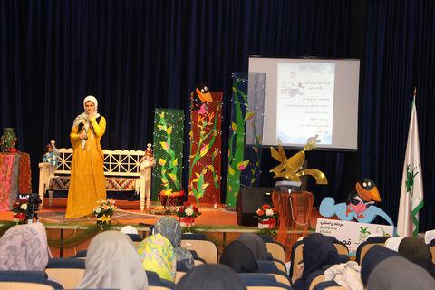 مرحله استانی بیست و دومین جشنواره بین المللی قصهگویی در کردستان آغاز شد