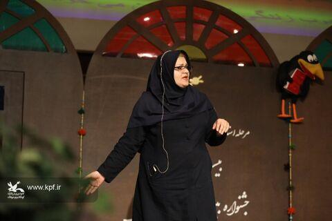 اولین روز مرحله ی استانی جشنواره بین المللی قصه گویی در البرز
