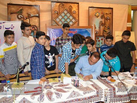 محفل ادبی آب و آفتاب و شعر در کانون پرورش فکری اصفهان برگزار شد