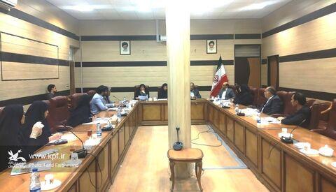 جلسه هماهنگی هفته ملی کودک در استانداری برگزار شد