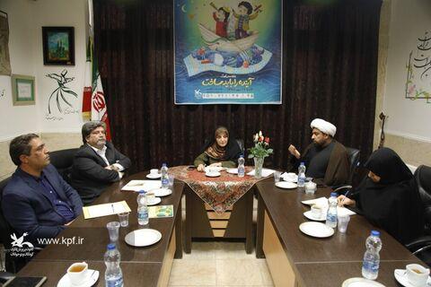 نشست هماندیشی هفتهی ملی کودک در یزد، مهر۹۸
