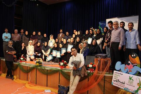 برگزیدگان مرحله استانی جشنواره بین المللی قصه گویی استان کردستان انتخاب و معرفی شدند