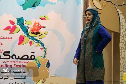 روز دوم و اختتامیه جشنواره قصهگویی کانون کرمان