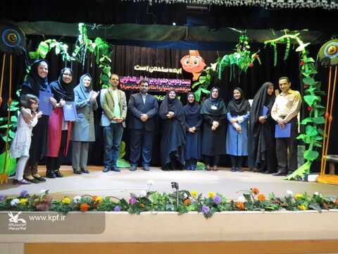 برترین روایت گران بیستودومین جشنواره قصهگویی استان اصفهان معرفی شدند
