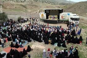«پیک امید» تماشاخانه سیار کانون به استان کهگیلویه و بویراحمد میرود