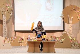 برگزیدگان مرحله استانی جشنواره قصهگویی کانون کرمان