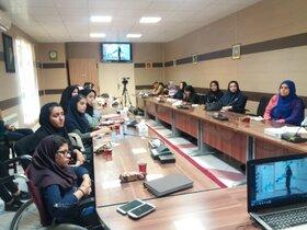 کارگاه «اصول قصهگویی صحنهای» در کانون تبریز
