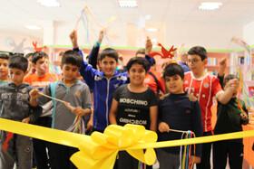 افتتاح نمایشگاه آثار اعضای کانون پرورش فکری کودکان و نوجوانان سنندج