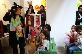 ویژه برنامه هفته ملی کودک برای کودکان با نیاز های ویژه