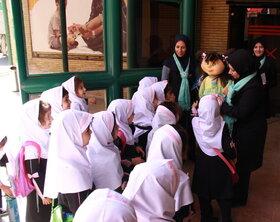 نخستین روز از هفته ملی کودک کانون استان تهران