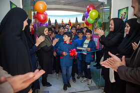 افتتاح برنامههای هفته ملی کودک در مراکز کانون پرورش فکری استان کرمانشاه