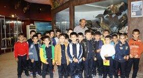 استقبال از هفته ملی کودک در مراکز فرهنگی و هنری کانون استان قزوین