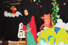 اولین روز مرحلهی استانی جشنواره بین المللی قصهگویی در یاسوج