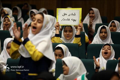 آئین افتتاح هفته ملی کودک در اهواز