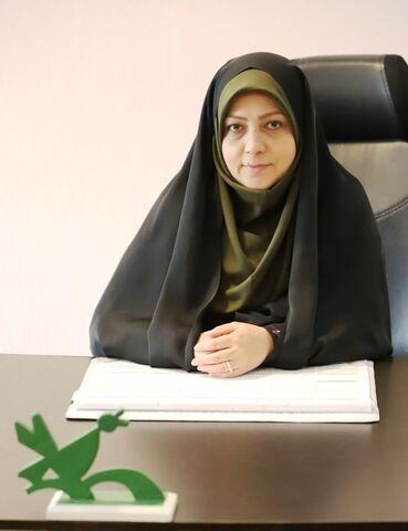 پیام تبریک مدیرکل کانون استان قزوین به مناسبت هفته ملی کودک