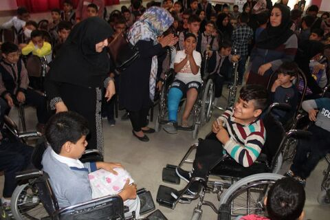 آغاز برنامه های هفته ملی کودک در مراکز کانون آذربایجانغربی