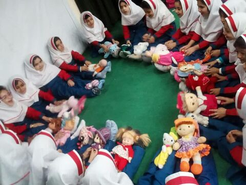 آغاز برنامه های هفته ملی کودک در مراکز کانون آذربایجان غربی به روایت تصویر