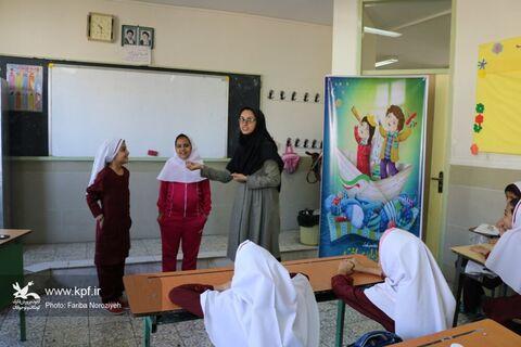 آغاز هفته ملی کودک دراراک