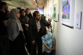 عناصر نقاشیهای مسابقه «شهری که من دوست دارم» امروزی است