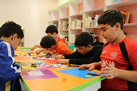 هفته ملی کودک در مراکز کانون کردستان به روایت تصویر 1