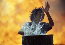 اکران «دونده» امیر نادری در موزه سینما